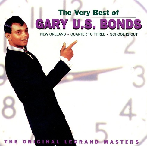 Gary u.S. bonds - Very best of gary u.S. bonds (CD) - image 1 of 1