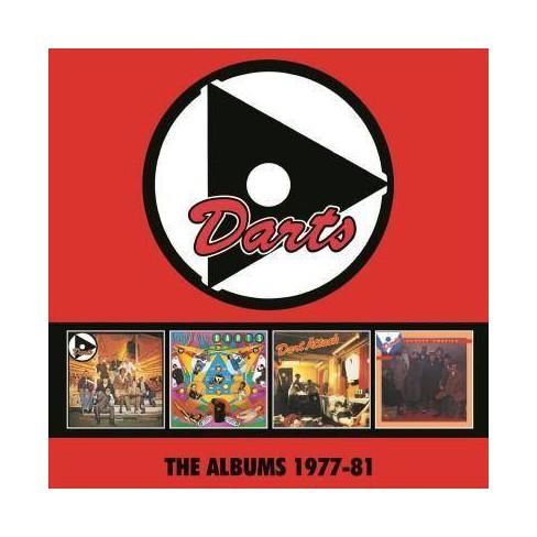 Darts - Albums 1977-81 (CD) - image 1 of 1