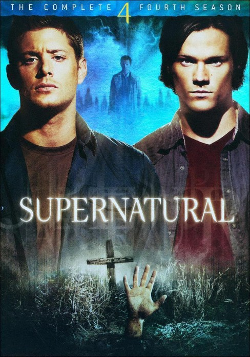 Supernatural: The Complete Fourth Season [6 Discs] - image 1 of 1