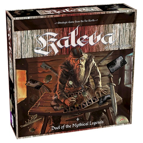 Tactic Kaleva Board Game - image 1 of 2