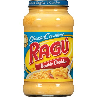 Pasta Sauce: Ragu Cheese Creations