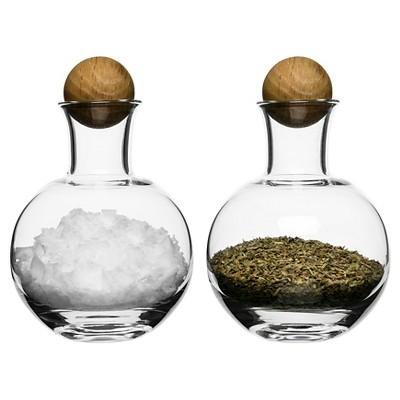 Sagaform® Spice Bottles 6.75oz - Set of 2