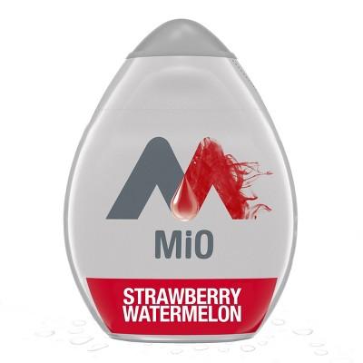 MiO Strawberry Watermelon Liquid Water Enhancer - 1.62 fl oz Bottle