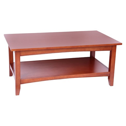 42 Shaker Cottage Wide Coffee Table