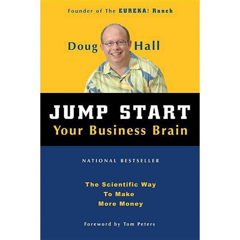 Jump Start Your Business Brain - by  Doug Hall (Paperback) - image 1 of 1