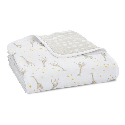 Aden + Anais Essentials Muslin Blanket Starry Star