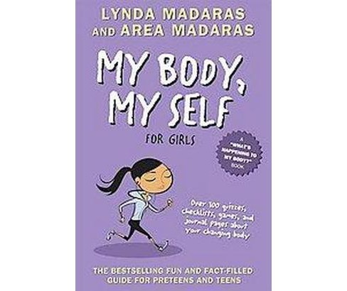 My Body, My Self for Girls (Revised) (Paperback) (Lynda Madaras) - image 1 of 1