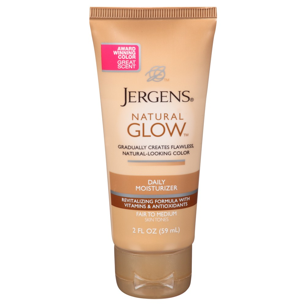 Image of Jergens Natural Glow Daily Moisturizer - Fair/Medium - 2 oz