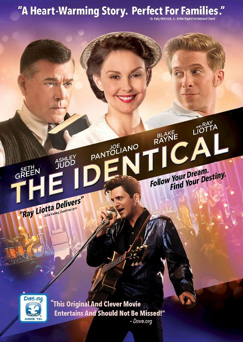 Identical (DVD) - image 1 of 1