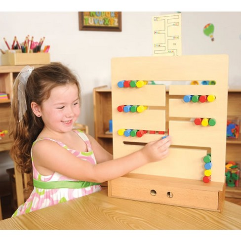 Creative Minds Wooden Pattern Path Finder - image 1 of 2