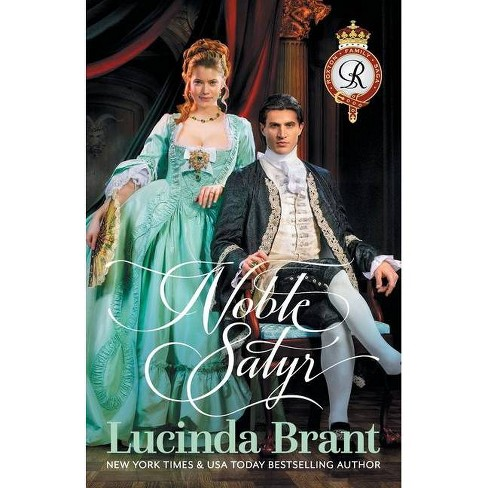 Noble Satyr - (Roxton Family Saga) 3 Edition by  Lucinda Brant (Paperback) - image 1 of 1