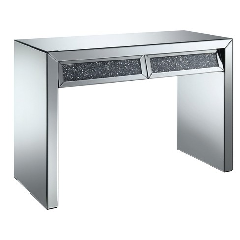 Allen Side Table Silver - ioHOMES - image 1 of 4