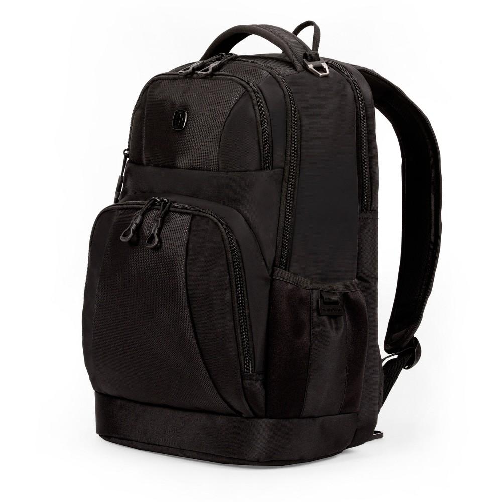 """SWISSGEAR 18.5"""" Laptop Backpack - Black"""