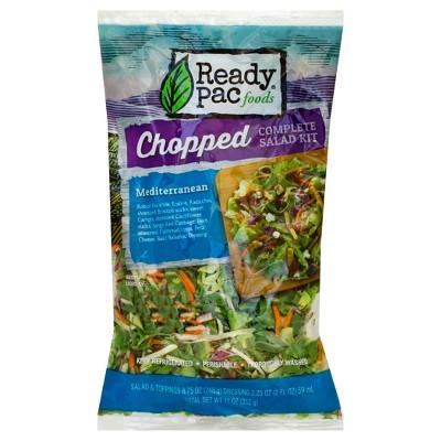 Ready Pac Foods Mediterranean Chopped Salad Kit - 11oz