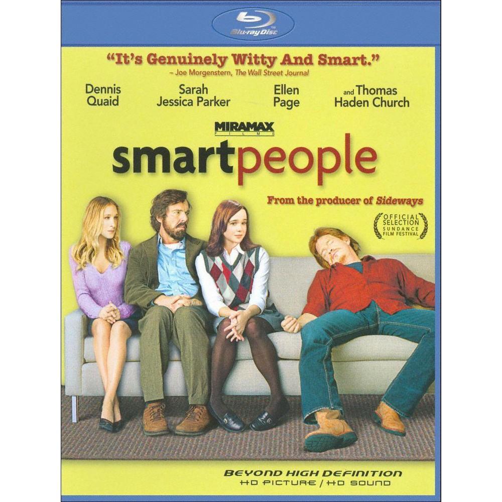 Smart People (Blu-ray), Movies
