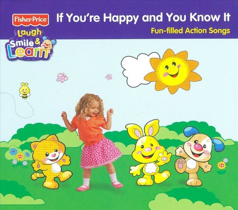 Various Artists - If You're Happy and You Know It (Fisher-Price) (CD) - image 1 of 1