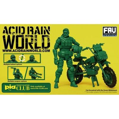 FAV-SP04 Green Bob 1:18 Scale | Acid Rain Fav Action figures