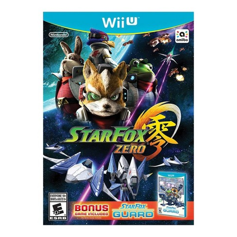 StarFox Zero with Star Fox Guard - Nintendo Wii U Digital - image 1 of 1