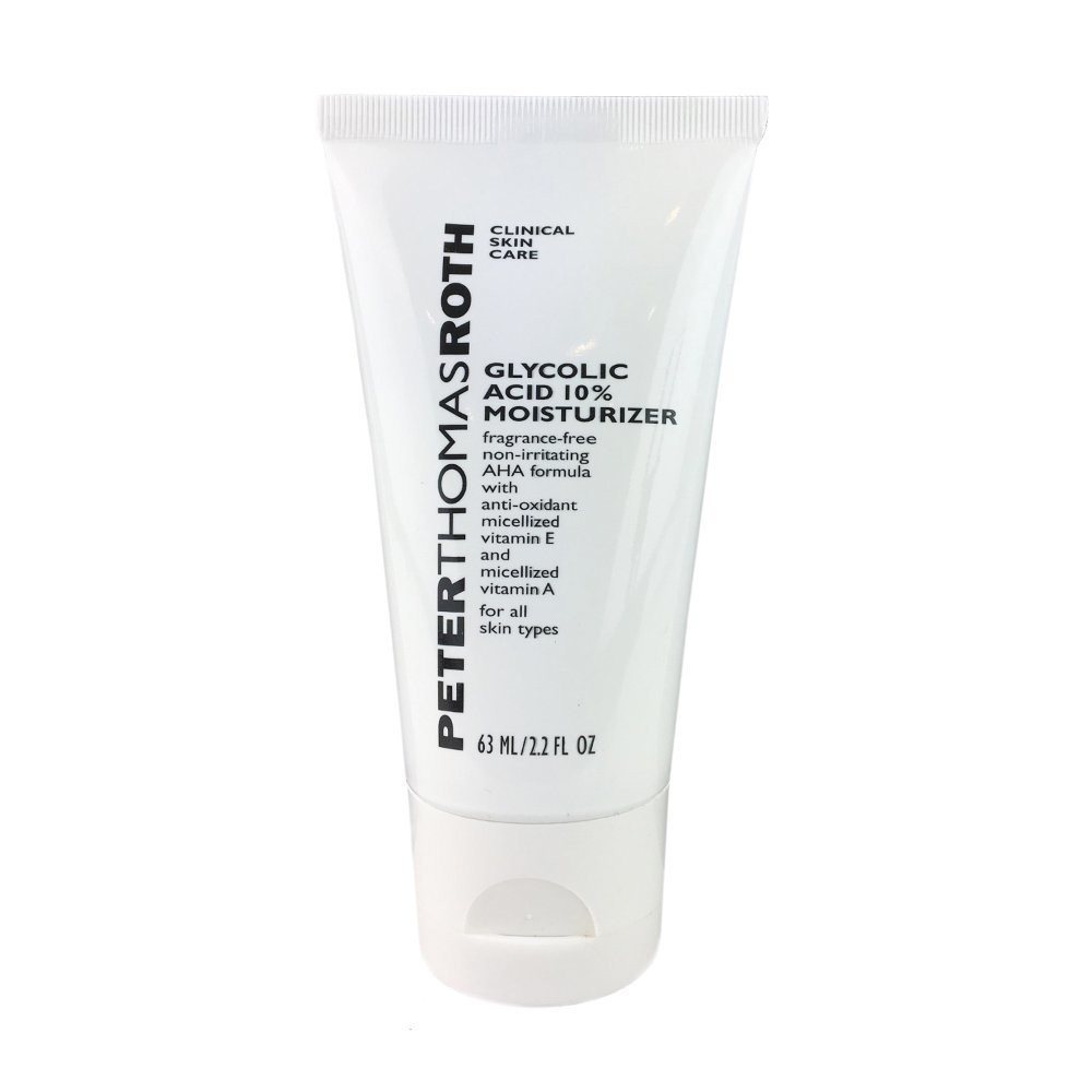 Unscented Peter Thomas Roth Glycolic Acid 10% Moisturizer - 2.2 fl oz