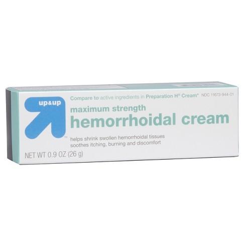 Hemorrhoid Maximum Strength Cream 9oz Upup Compare To Active