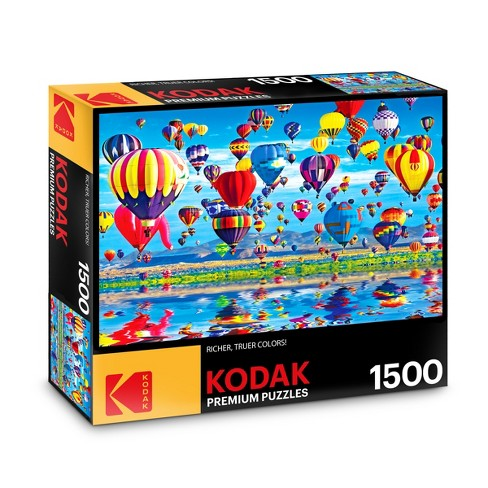 Kodak Premium Puzzles - Balloon Reflections 1500 Piece Puzzle - image 1 of 2