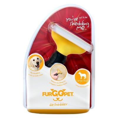 FurGoPet Deshedding Tool for Large Dogs