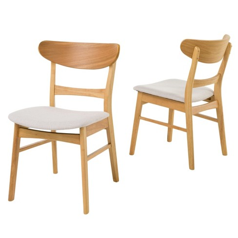 Idalia Dining Chair - (Set of 2) - Christopher Knight Home - image 1 of 4