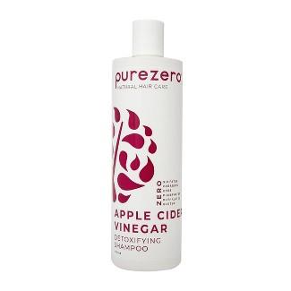 Purezero Apple Cider Vinegar Shampoo - 12 Fl Oz : Target