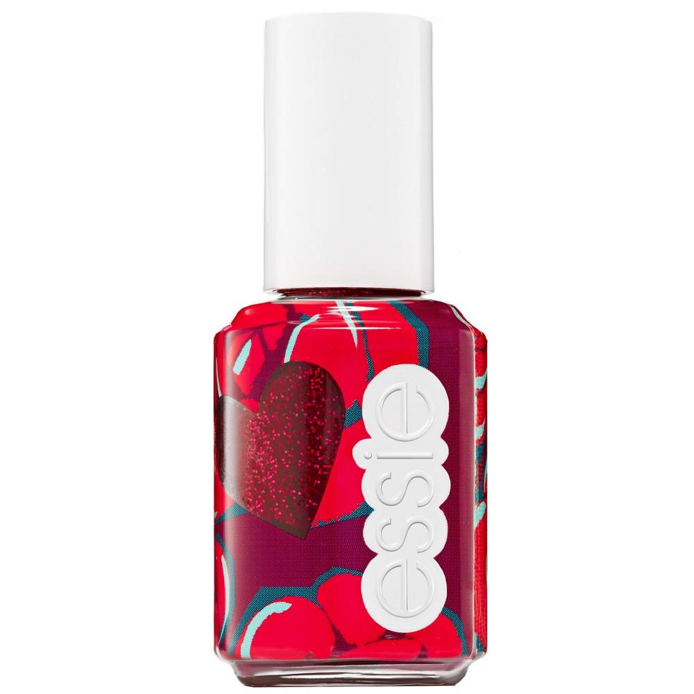 Low Price Essie Valentine Day 1546 Roses Are Red 046 Fl Oz