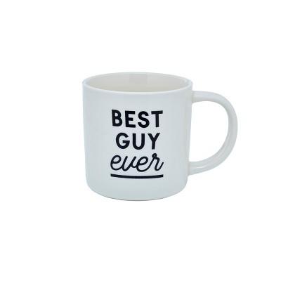 16oz Stoneware Best Guy Ever Mug - Parker Lane