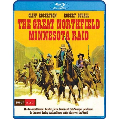 The Great Northfield, Minnesota Raid (Blu-ray) - image 1 of 1