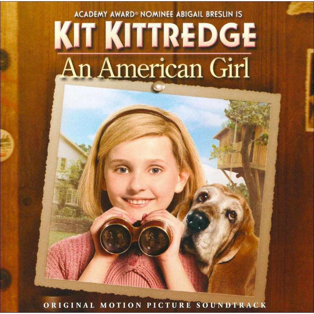 Original Soundtrack - Kit Kittredge: An American Girl (CD)