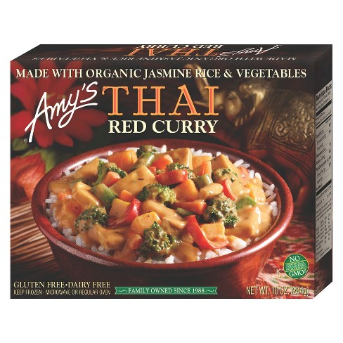 Amy's Frozen Thai Red Curry - 10oz - image 1 of 1