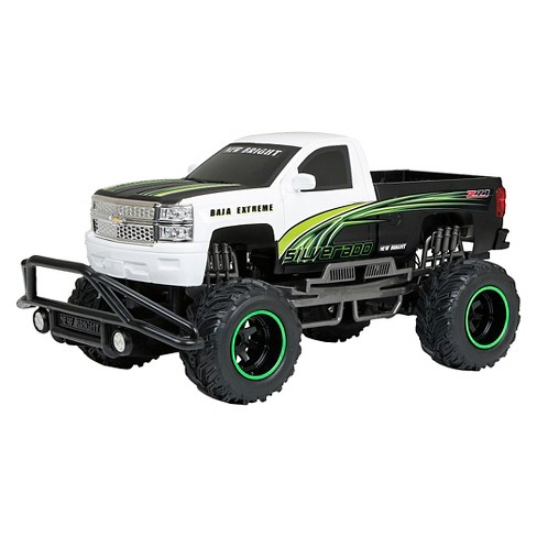 New Bright Rc Full Function Baja Extreme - image 1 of 2