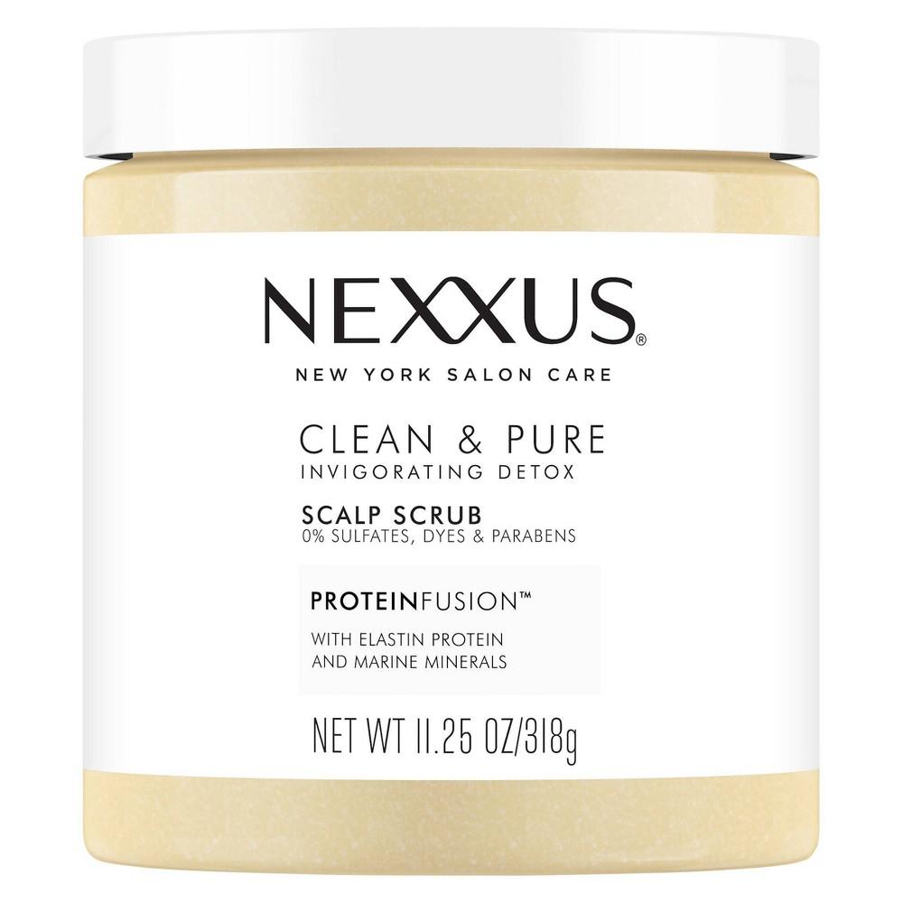 Image of Nexxus Clean and Pure Scalp Scrub - 11.25 fl oz