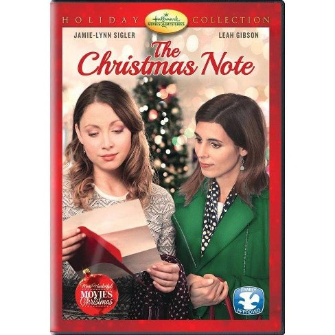 Christmas Note (DVD) - image 1 of 1