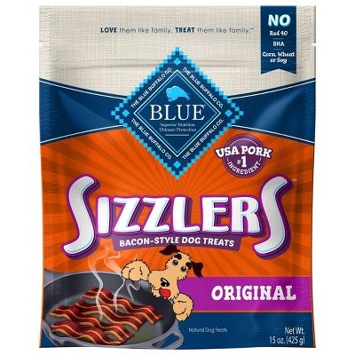 Blue Buffalo Sizzlers Dog Treats