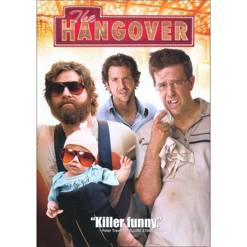 The Hangover (dvd_video), Movies