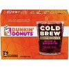 Dunkin' Donuts Cold Brew Medium Roast Coffee - 2ct - image 4 of 4