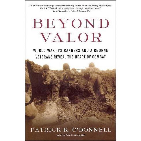 Beyond Valor - by  Patrick K O'Donnell (Paperback) - image 1 of 1
