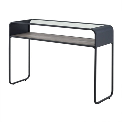 "46"" Industrial Entryway Table - Saracina Home - image 1 of 4"