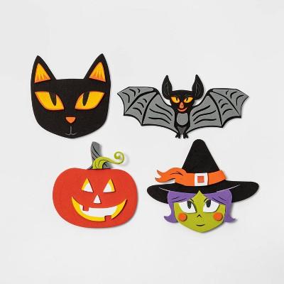 16pk Foam Halloween Decorating Kit - Hyde & EEK! Boutique™