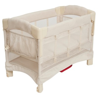 Arm's Reach Euro Mini 2-in-1 Ezee™ Co-Sleeper® Bassinet - Natural