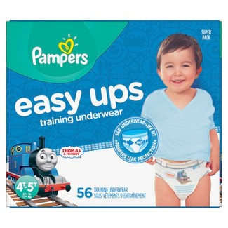 Pampers Easy Up Thomas & Friends Training Pants 4T-5T- (56ct)