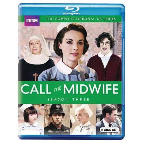 Call the Midwife: Season Three (Blu-ray) - image 1 of 1