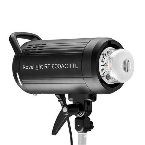 ORLIT RoveLight RT 600AC TTL Studio Monolight with Integrated Canon RT Radio Remote (Bowens Mount) - image 1 of 4