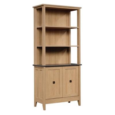 "72"" August Hill 5 Shelf Bookcase Brown - Sauder"