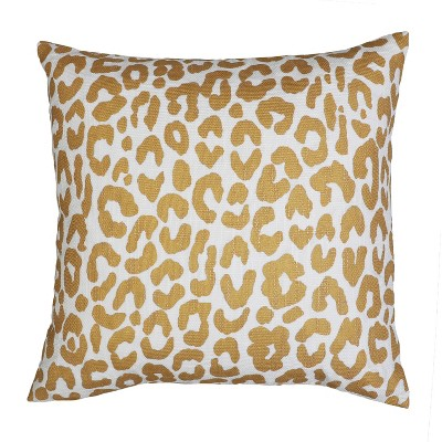"22""x22"" Oversize Brennan Clarke Square Throw Pillow - Décor Therapy"