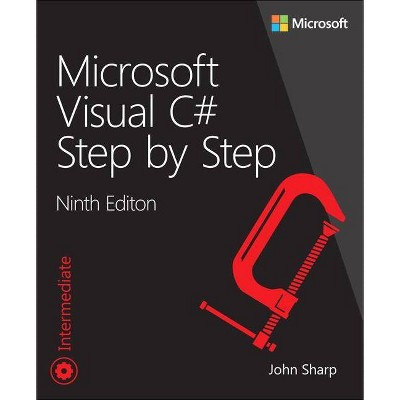 Microsoft Visual C# Step By Step   (Developer Reference) 9 Edition By  John Sharp (Paperback) by Target
