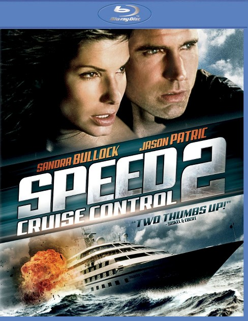 Speed 2:Cruise control (Blu-ray) - image 1 of 1